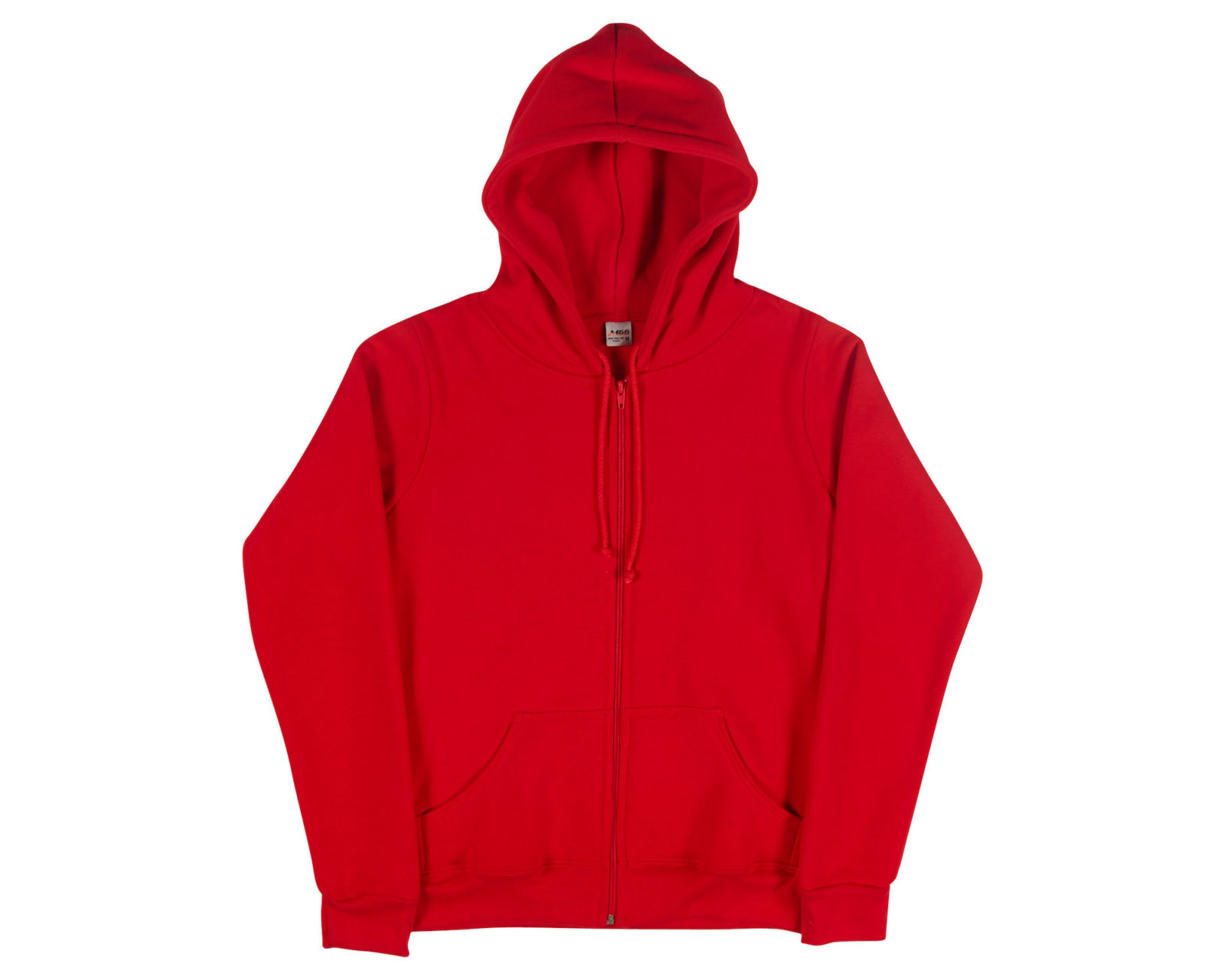 Qualitops Womens Zip Hoodie Polycotton Australian made clothing