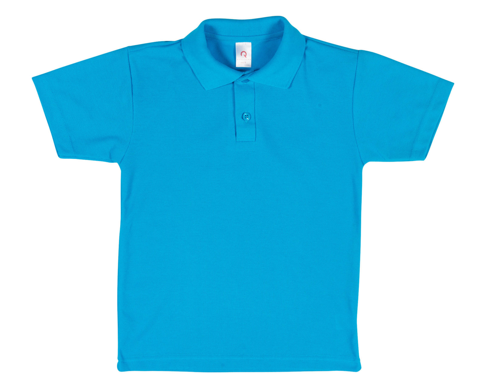Qualitops Kids Short Sleeve Polo Polycotton Australian made clothing