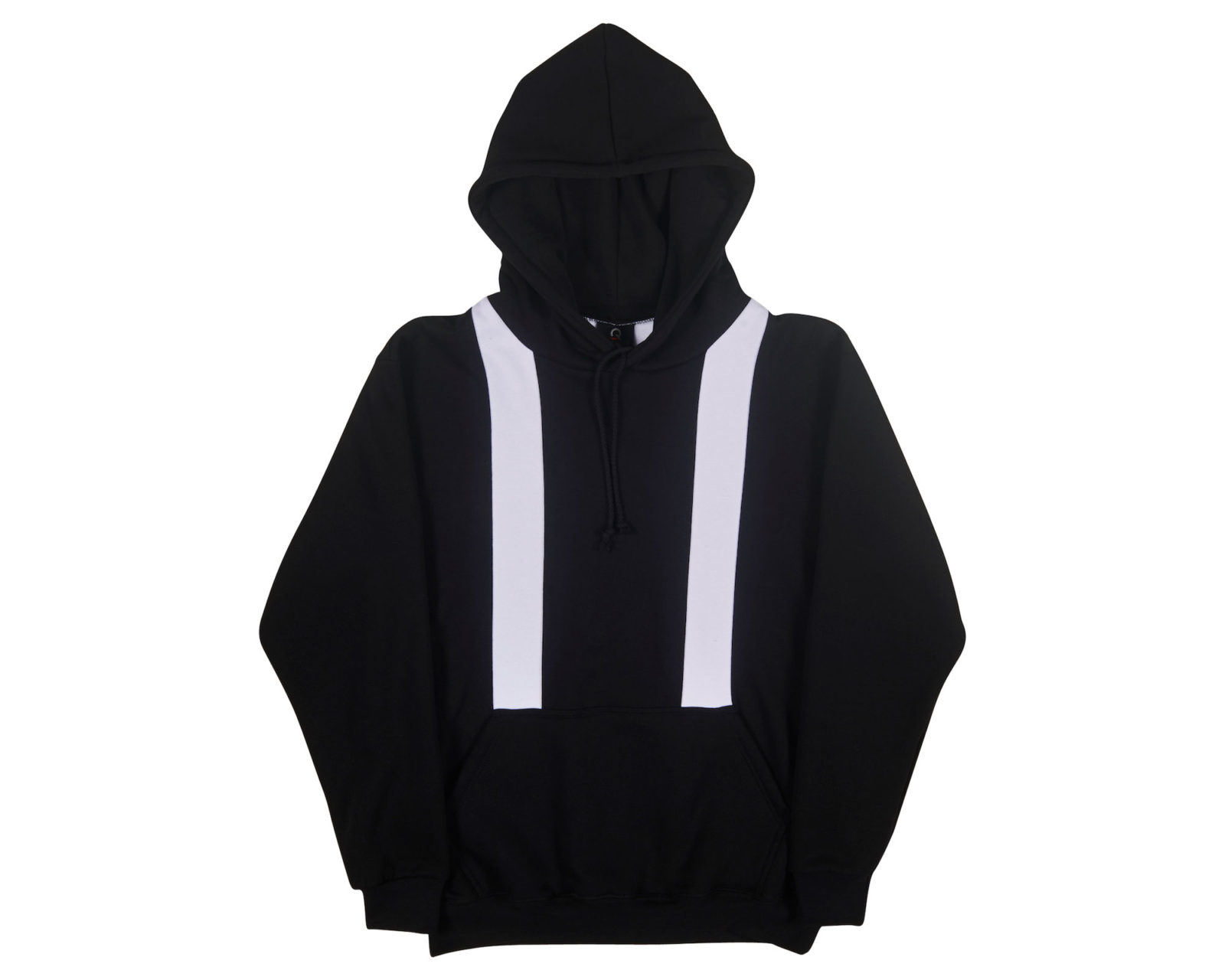 Qualitops Custom Made Mens Two Tone Hoodie Polycotton Australian made clothing